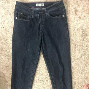 Women's YMI skinny jeans size 9